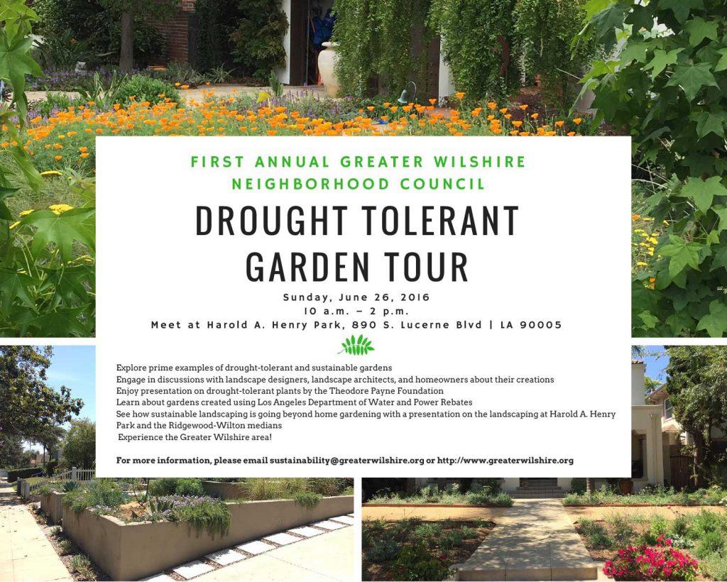 GWNC Drought Tolerant Garden Tour