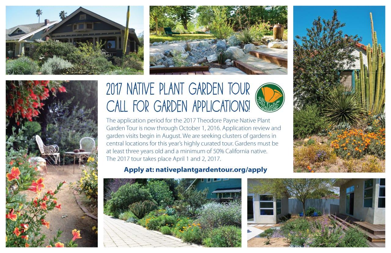 2017 Theodore Payne Native Plant Garden Tour Seeks Native