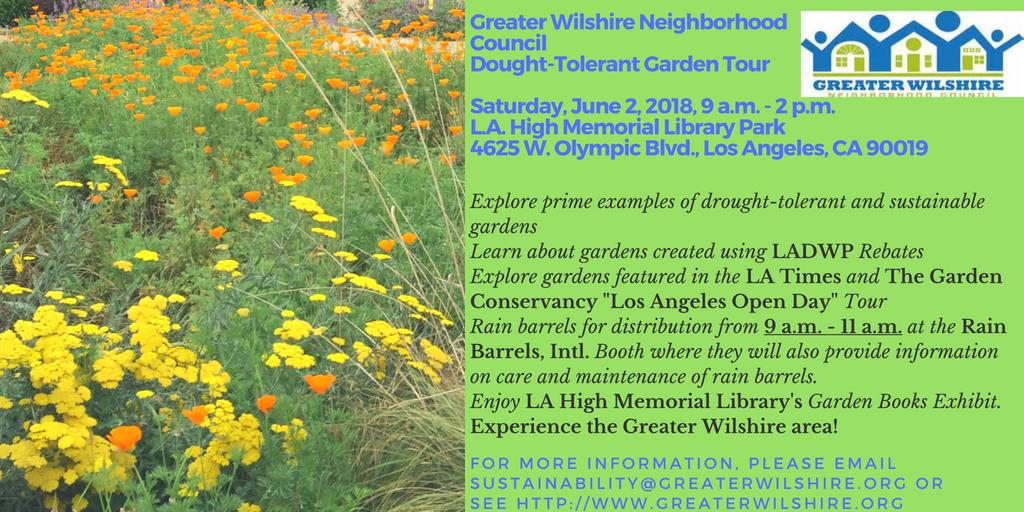 Second Drought Tolerant Garden Tour